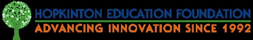 Hopkinton Education Foundation Logo